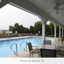 Rental info for 2 bedrooms Apartment - Welcome to TippeRiver Downs.