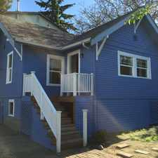Rental info for 4136 Lexington Place South in the Columbia City area