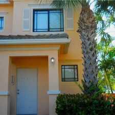 Rental info for 2801 Sarento Place #106