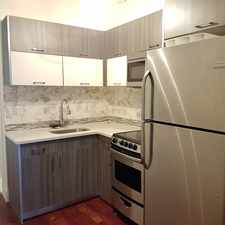 Rental info for Dekalb Ave & Knickerbocker Ave in the Williamsburg area