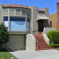 Rental info for St Mary's Park (418 College Ave) in the Bernal Heights area