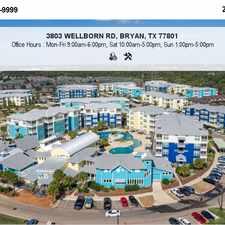 Rental info for 3803 Wellborn Road