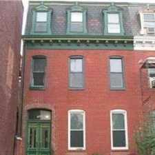 Rental info for Charming 1 bedroom, 1 bath. Single Car Garage! in the Upper Fells Point area