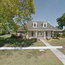 Rental info for Single Family Home Home in Lutcher for For Sale By Owner