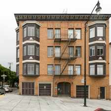 Rental info for 11 Dolores in the Duboce Triangle area