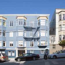 Rental info for 520 Buchanan in the Lower Haight area