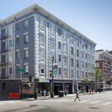 Rental info for 1030-1042 Polk in the Lower Nob Hill area