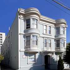 Rental info for 720 BAKER in the Western Addition area