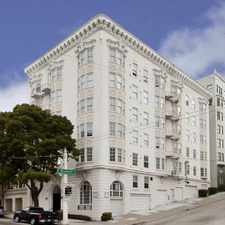 Rental info for 2600 Van Ness in the San Francisco area