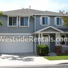Rental info for 4 bedroom house in the Carson area