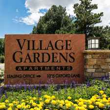 Rental info for Village Gardens Apartments
