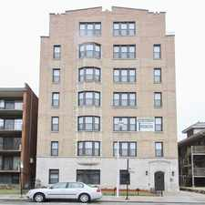 Rental info for 6751 S Jeffery Apartments in the Chicago area
