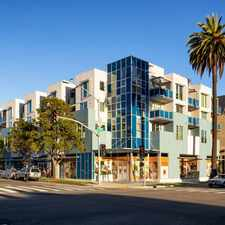 Rental info for Gibson Santa Monica in the Santa Monica area