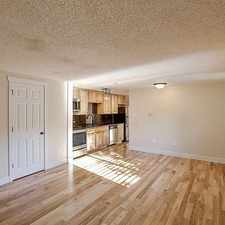 Rental info for Vela on Pearl in the Speer area