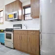 Rental info for Hester St & Baxter St in the Little Italy area