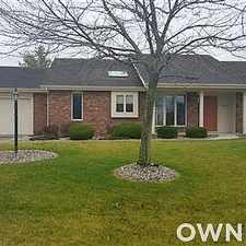 Rental info for Single Family Home Home in Fort wayne for For Sale By Owner