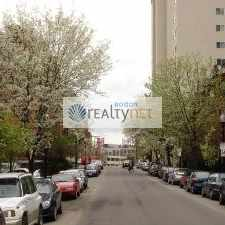Rental info for Saint Botolph St in the Back Bay area