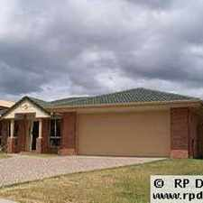 Rental info for UNDER APPLICATION - Three Bedroom Home With A Large Fenced Yard