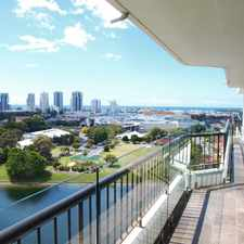 Rental info for Newly Renovated Apartment With Water View's in the Gold Coast area