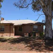 Rental info for Affordable home for lease in the Whyalla area