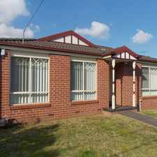Rental info for 3 Bedroom Unit of offer NOW in the Oakleigh East area
