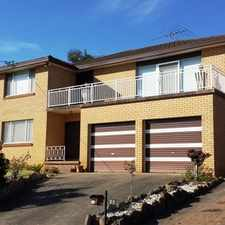 Rental info for Massive Family Home in the Sydney area