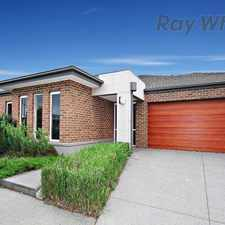 Rental info for Ex Display Home in the Melbourne area