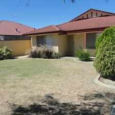 Rental info for 15 ROSCREA COURT, ORELIA in the Parmelia area