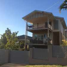 Rental info for BEAUTIFUL MODERN EXECUTIVE HOME in the Kelvin Grove area