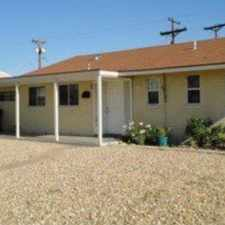 """Rental info for Very rare opportunity; Close to Arcadia Area; 4 beds and 2 baths; Consider both Section 8 (4 bedroom voucher) and regular renter; refundable security deposit is """"1.5 month rent"""" in the Phoenix area"""