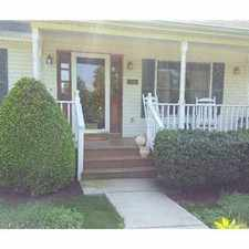 Rental info for Beautiful Single Family House for rent