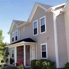 Rental info for Welcome to North Townhomes. Parking Available!