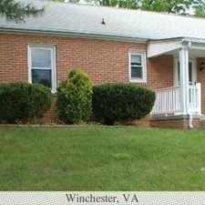 Rental info for 3 bedrooms House - Nice all red brick ranch home in the city limits that is tucked away. Washer/Drye