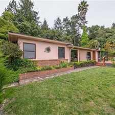 Rental info for Single Family Home Home in Santa cruz for Owner Financing