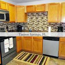 Rental info for Pet Friendly 1+1 Guesthouse in Tarpon Springs in the Tarpon Springs area
