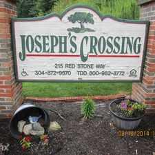 Rental info for Joseph's Crossing