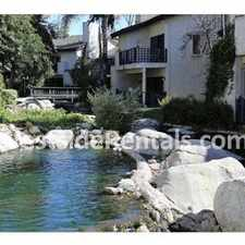 Rental info for Beautiful updated 1 bedroom townhome in Agoura Hills.