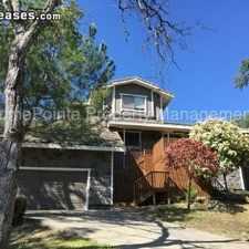 Rental info for Four Bedroom In El Dorado County