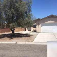 Rental info for Yuma - superb House nearby fine dining in the Fortuna Foothills area