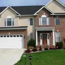 Rental info for BEAUTIFUL custom built home in Red Bud Run!