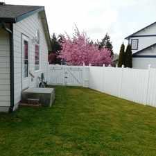 Rental info for Large 3 Bedroom Home in Eagle Crest