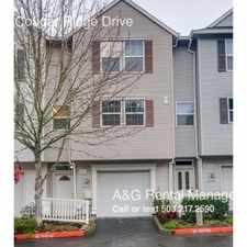 Rental info for 14255 SW Cougar Ridge Drive in the South Beaverton area