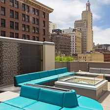Rental info for Galtier Towers in the St. Paul area