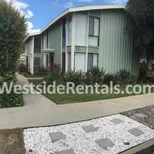 Rental info for 2 bedroom townhouse in the Alamitos Heights area