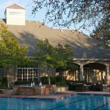 Rental info for The Colonnade At Willow Bend in the Plano area