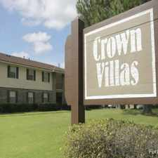 Rental info for Crown Villa Apartments