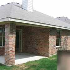 Rental info for House for rent in Forney.
