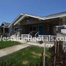 Rental info for Stunning remodoled 3 bed 2 bath house with a modern floor plan & a yard in the Eagle Rock area