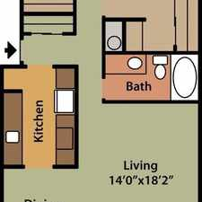 Rental info for 1 bedroom Apartment - Conveniently located near shopping. in the Lynnwood area