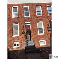 Rental info for Section 8 or Qualified market tenant in in the Baltimore area